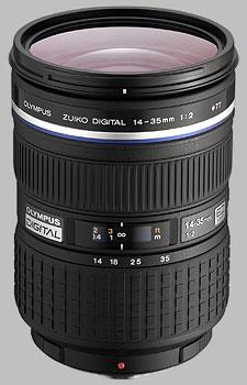 image of the Olympus 14-35mm f/2 ED SWD Zuiko Digital lens