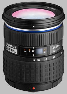 image of the Olympus 14-54mm f/2.8-3.5 II Zuiko Digital lens