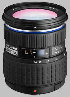 image of the Olympus 14-54mm f/2.8-3.5 II Zuiko Digital lens