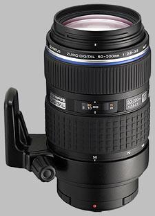 image of the Olympus 50-200mm f/2.8-3.5 ED SWD Zuiko Digital lens