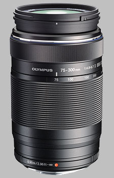 image of the Olympus 75-300mm f/4.8-6.7 II ED M.Zuiko Digital lens