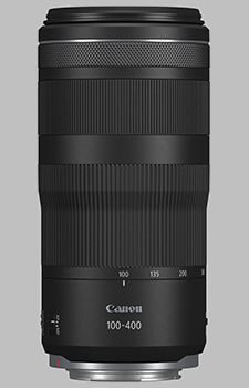 image of the Canon RF 100-400mm f/5.6-8 IS USM lens