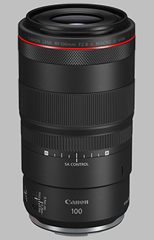 image of Canon RF 100mm f/2.8L Macro IS USM