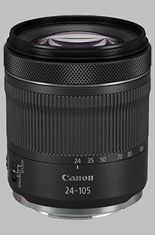 image of the Canon RF 24-105mm f/4-7.1 IS STM lens