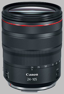 image of the Canon RF 24-105mm f/4L IS USM lens