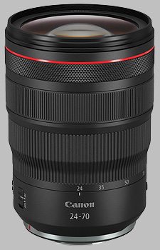 image of the Canon RF 24-70mm f/2.8L IS USM lens