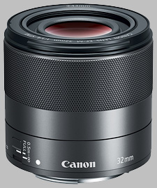 image of the Canon EF-M 32mm f/1.4 STM lens