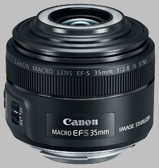 image of the Canon EF-S 35mm f/2.8 Macro IS STM lens