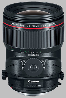 image of the Canon TS-E 50mm f/2.8L Macro lens