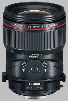 image of the Canon TS-E 50mm f/2.8L Macro lens