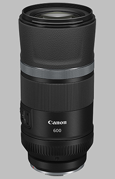 image of the Canon RF 600mm f/11 IS STM lens