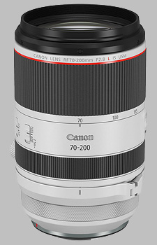 image of the Canon RF 70-200mm f/2.8L IS USM lens