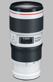 image of the Canon EF 70-200mm f/4L IS II USM lens