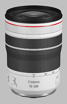 image of the Canon RF 70-200mm f/4L IS USM lens