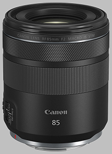 image of the Canon RF 85mm f/2 Macro IS STM lens