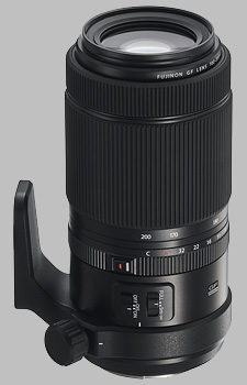 image of the Fujinon GF 100-200mm f/5.6 R LM OIS WR lens