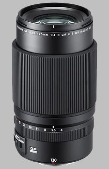 image of the Fujinon GF 120mm f/4 R LM OIS WR Macro lens