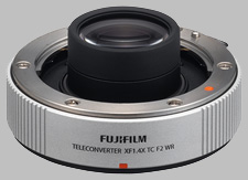 image of the Fujinon XF 1.4X TC F2 WR lens