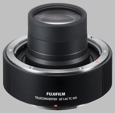 image of the Fujinon GF 1.4X TC WR lens