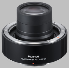 image of the Fujinon GF 1.4X TC WR lens