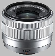 image of the Fujinon XC 15-45mm f/3.5-5.6 OIS PZ lens