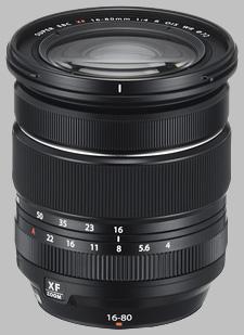 image of Fujinon XF 16-80mm f/4 R OIS WR