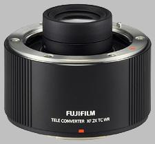 image of the Fujinon XF 2X TC WR lens