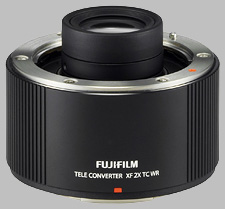 image of the Fujinon XF 2X TC WR lens