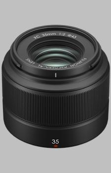 image of the Fujinon XC 35mm f/2 lens