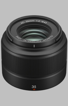 image of the Fujinon XC 35mm f/2 lens