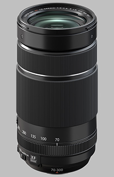 image of the Fujinon XF 70-300mm f/4-5.6 R LM OIS WR lens