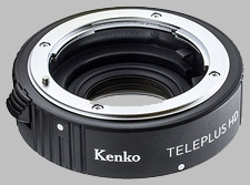 image of the Kenko 1.4X Teleplus HD DGX lens