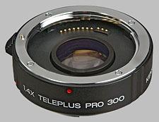 image of the Kenko 1.4X Teleplus PRO 300 DG AF lens