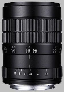 image of the Laowa 60mm f/2.8 2X Ultra Macro lens