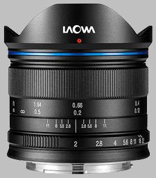 image of Laowa 7.5mm f/2 MFT