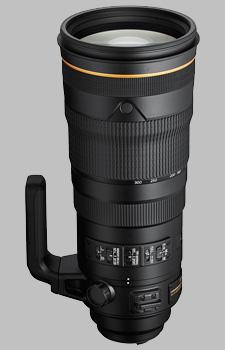 image of the Nikon 120-300mm f/2.8E FL ED SR VR AF-S Nikkor lens