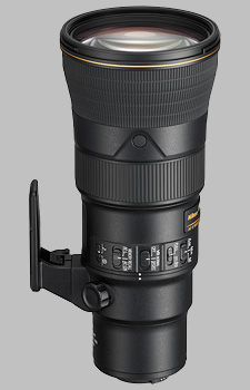 image of the Nikon 500mm f/5.6E PF ED AF-S VR Nikkor lens