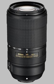 image of Nikon 70-300mm f/4.5-5.6E ED VR AF-P Nikkor