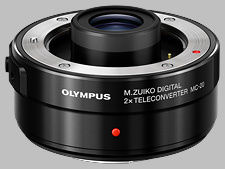 image of the Olympus 2X MC-20 lens
