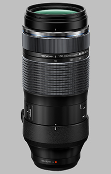 image of the Olympus 100-400mm f/5-6.3 IS M.Zuiko Digital ED lens