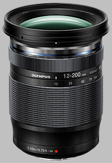 image of the Olympus 12-200mm f/3.5-6.3 M.Zuiko Digital ED lens