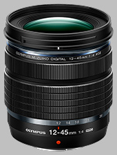 image of the Olympus 12-45mm f/4 Pro M.Zuiko Digital ED lens