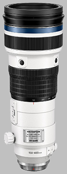 image of the Olympus 150-400mm f/4.5 TC1.25x IS PRO M.Zuiko lens