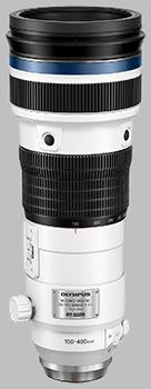 image of the Olympus 150-400mm f/4.5 TC1.25x IS PRO M.Zuiko lens