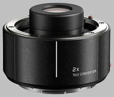 image of the Panasonic 2X DMW-STC20 lens