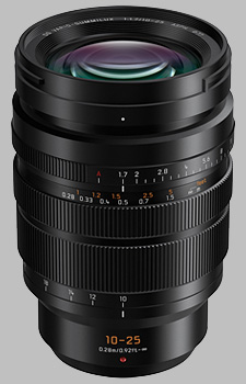 image of the Panasonic 10-25mm f/1.7 ASPH LEICA DG VARIO-SUMMILUX lens