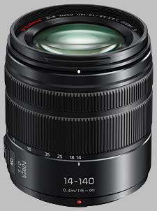 image of Panasonic 14-140mm f/3.5-5.6 II ASPH POWER OIS LUMIX G VARIO