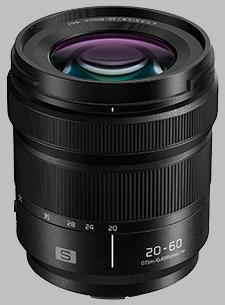 image of Panasonic 20-60mm f/3.5-5.6 LUMIX S