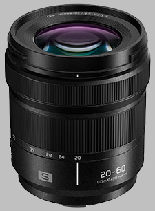 image of the Panasonic 20-60mm f/3.5-5.6 LUMIX S lens