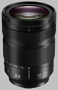image of the Panasonic 24-105mm f/4 MACRO OIS LUMIX S lens